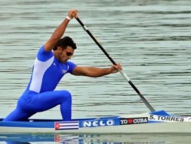 multicampeón cubano Serguey Torres
