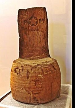 Silla que perteneció a Antonio Maceo