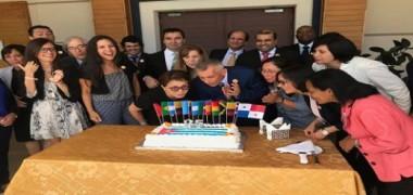 Celebración por los 35 años de Arcal y el 25 aniversario de Aenta