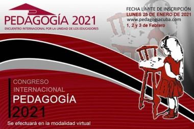 congreso Pedagogía 2021