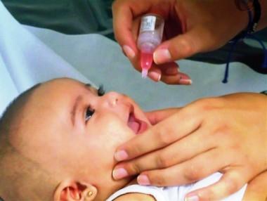 56ª Campaña Nacional de Vacunación Antipoliomielítica.