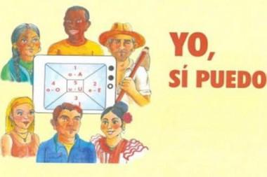 método de enseñanza Yo, sí puedo, creado en Cuba