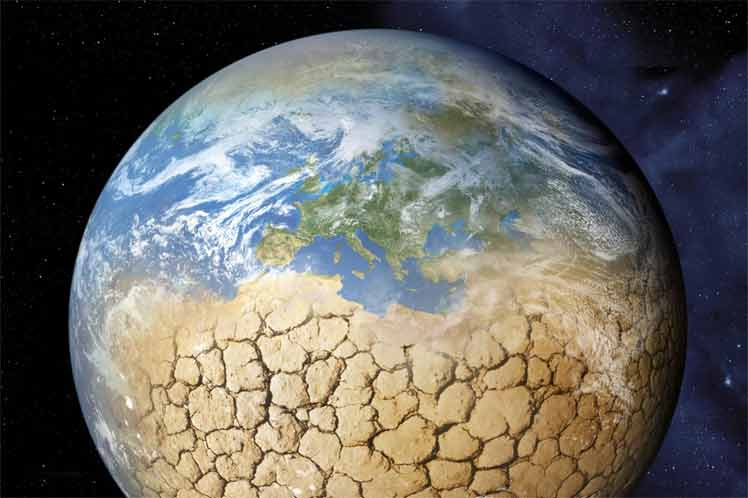 y cambio climatico mundo