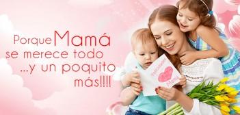 Banner alegórico al Día de las Madres