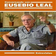 DVD Conversando con Eusebio Leal