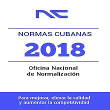 Normas Cubanas 2018