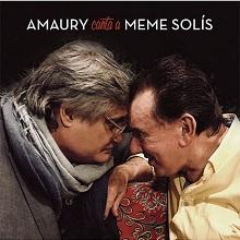 CD Amaury canta a Meme Solís. Amaury Pérez