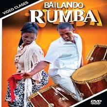 DVD Bailando rumba