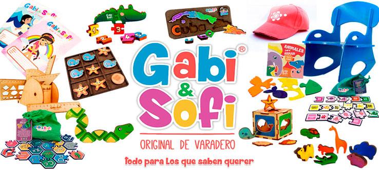 Gabi y Sofi: un regalo para los niños