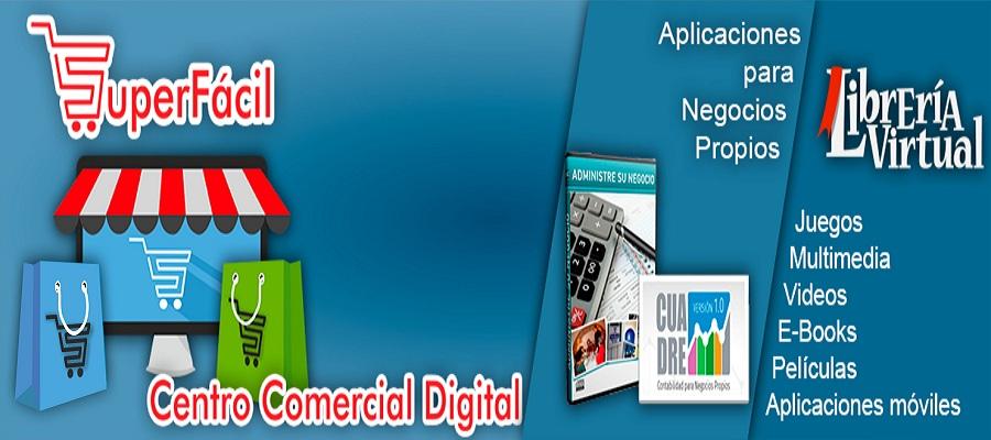 Superfácil, Centro comercial digital cubano